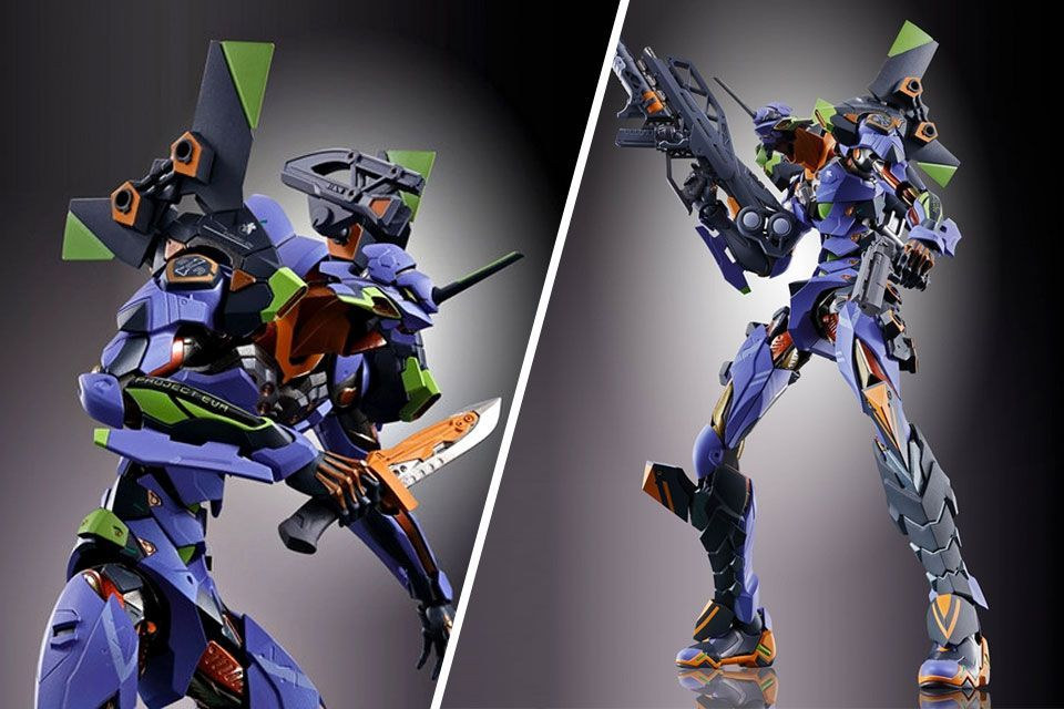 Bandai Finally Re-release Metal Build Evangelion Unit-01 In Sep 2019