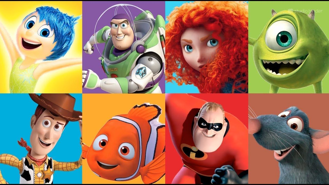 Horoscopes: Which Pixar Character Are You?