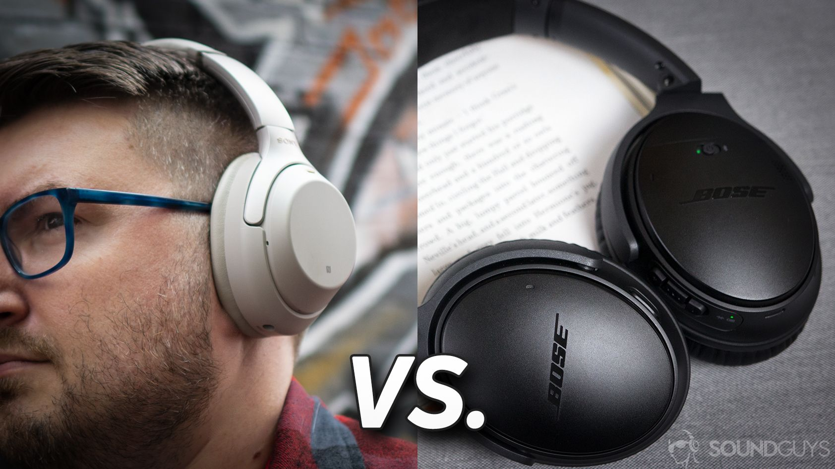 Sony WH-1000XM3 vs. Bose QuietComfort 35 II Review