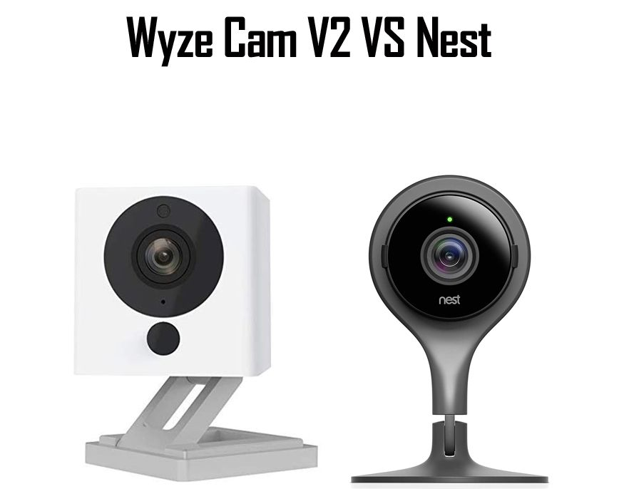 Wyze Cam v2 vs. Blink XT Camera